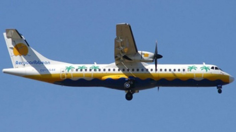 На Кубе разбился пассажирский самолет, на борту находилось 39 человек