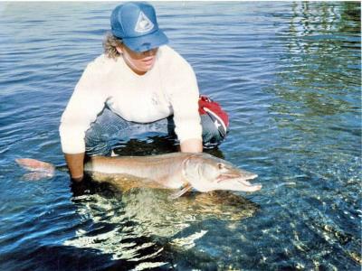 Как и зачем ловить и отпускать рыбу