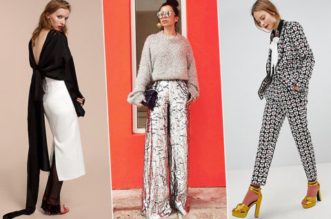 Что, если не платья: альтернативные наряды к Новому году