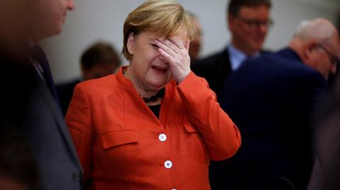 CNN: уход Ангелы Меркель пор…