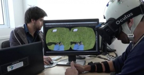 """Нейростарости. Интерфейс """"мозг-компьютер"""" переустановил образ ног у парализованных пациентов"""