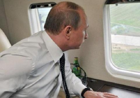 Как защищали Путина в небе Сирии: опубликовано видео