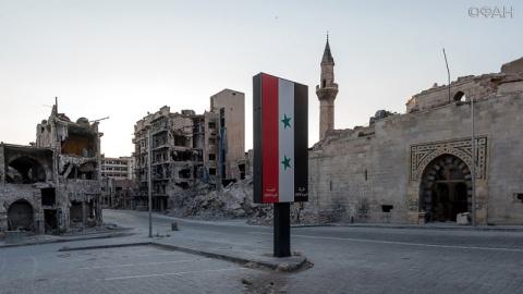Сирия сегодня: зона деэскала…