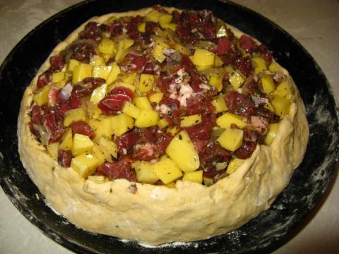 Блюда из свинины на праздник рецепты