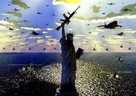 Новая «стратегия безопасности» США: Враг повсюду!