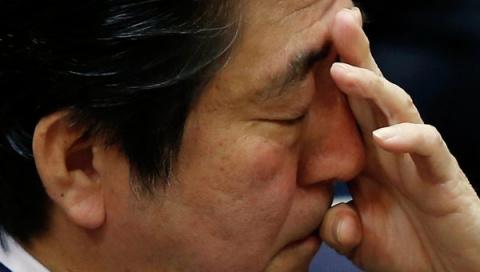 Синдзо Абэ намерен добиваться решения территориального спора с Россией