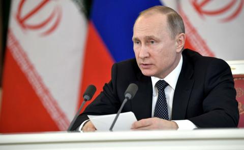 Что ждать от визита Путина в Иран