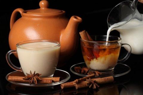 Оздоровительный чай с пряностями