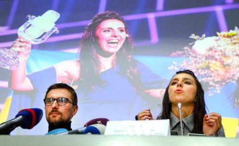 «Евровидение-2017»: Джамала …