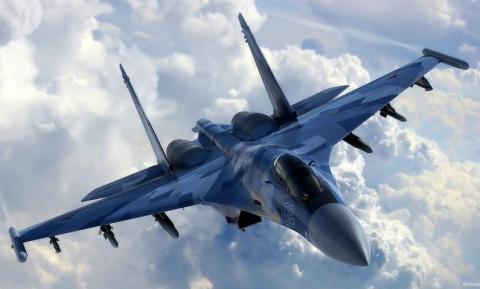 Мощные удары ВКС РФ сожгли б…