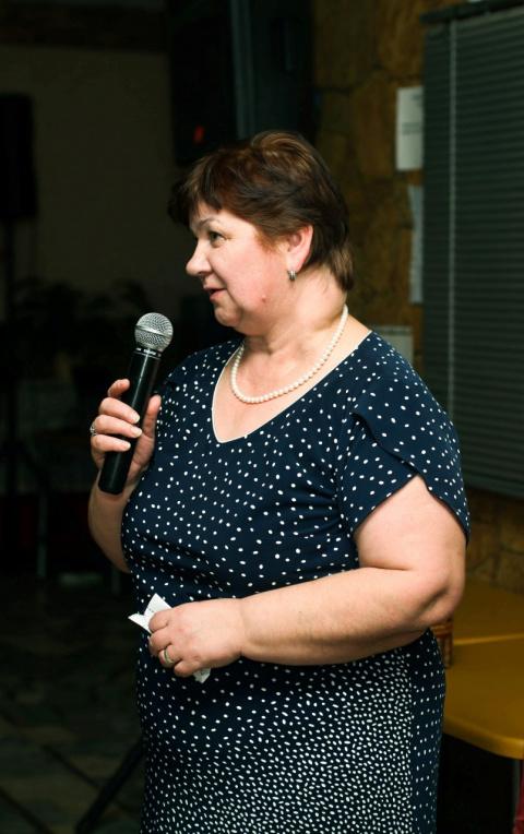 Ирина Дмитриева (Михайлова)