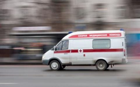 На севере Москвы машина сбил…