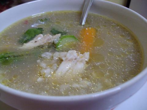 сам суп