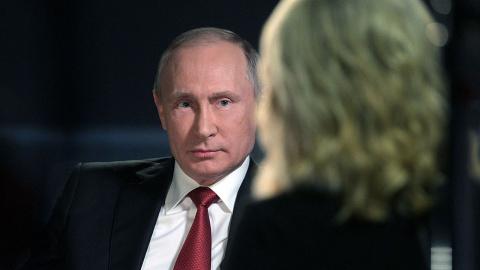 Трампу, Меркель и Макрону нужен Путин