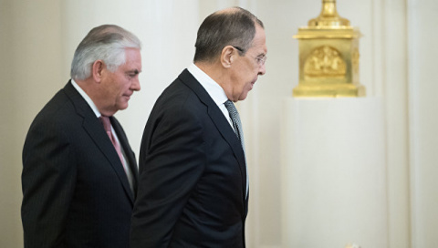 Тиллерсон подвел итоги своего визита в Москву