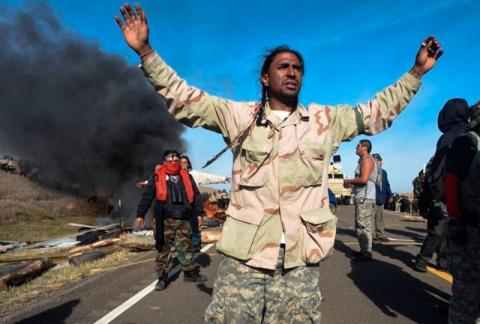 США: индейцы – это вам не че…