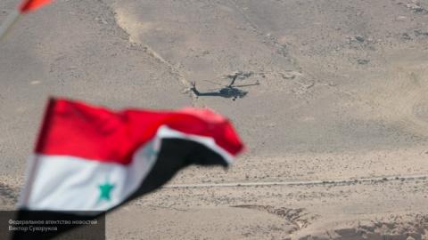 Сирия: ВКС РФ нанесли авиаудары по боевикам в провинции Алеппо