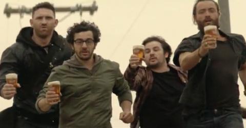 Ролик Beer Chase признан лучшей пивной рекламой