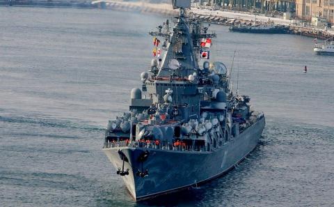 Стелс-покрытия и гиперзвук: тренды военного кораблестроения России