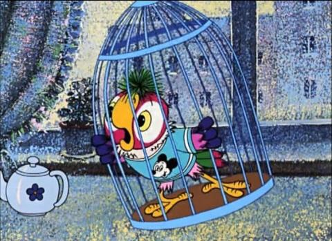Как гениальный попугай научи…