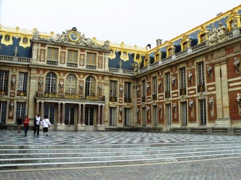 По волнам моей памяти... Версаль