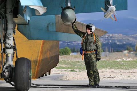 Сирийскую авиацию переместили ближе к российской — CNN