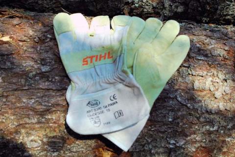 Длительный тест рабочих перчаток