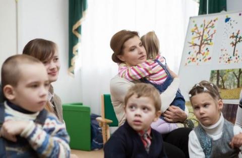 Марина Порошенко присвоила деньги Сороса, которые предназначались детям с ограниченными возможностями