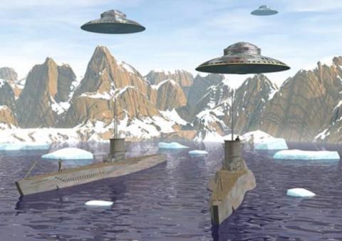 Сражение в Антарктиде