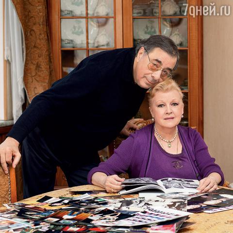 Наталия Дрожжина и Михаил Ци…