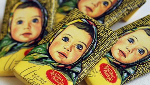 Шоколадная Алёнка для 1,374 миллиарда китайцев. Дмитрий Косырев