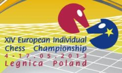 Чемпионат Европы по шахматам среди мужчин. В г. Легница Польша с 5 по 16 мая