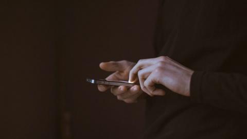 Раскрыта новая схема телефон…