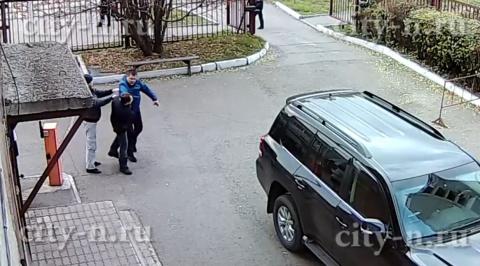 В Новокузнецке дерзкий водит…