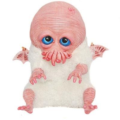 Жутковатые и милые игрушки: не для детей!