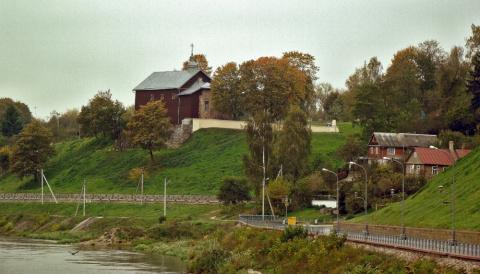 Коложа осенью-7 октября