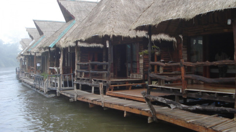 Тайланд. Река Квай