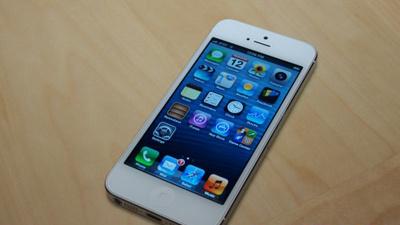 Названа себестоимость iPhone 5