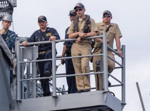 Navy Times: Наши моряки моля…
