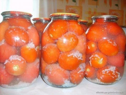 Консервированные помидоры «п…