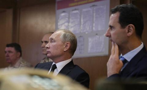 Путин переигрывает Трампа на Ближнем Востоке. The Washington Post, США