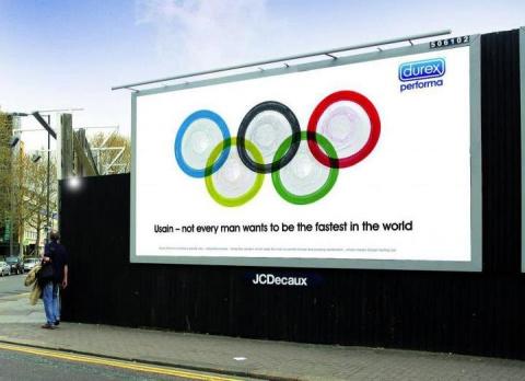 Актуальная реклама презервативов DUREX - Усэйн Болт - не все мужчины хотят быть самыми быстрыми в мире!!!