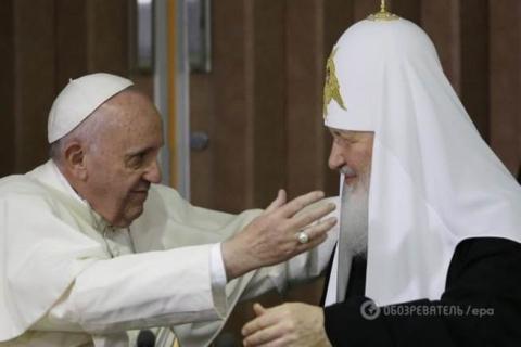 Зачем Патриарх Гундяев уклад…