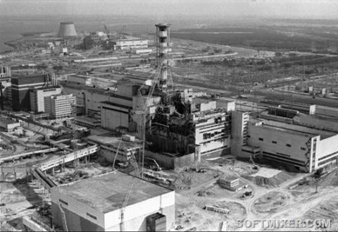 Чернобыль. История ужаса столетия