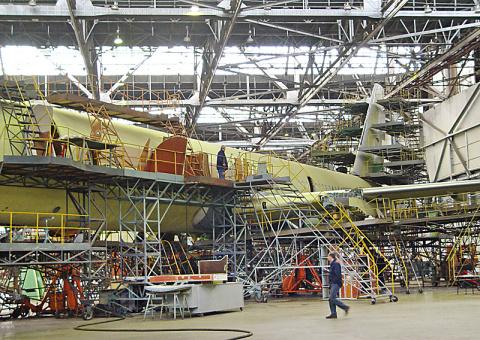 Минобороны получит новый летающий командный пункт на базе Ту-214