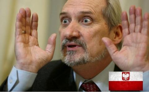 Министр обороны Польши переп…