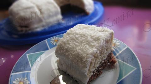 """Торт """"Райская нежность"""""""
