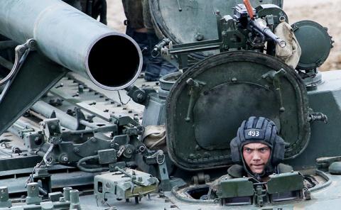 """""""У русских мощные пушки, но бьют они криво"""""""