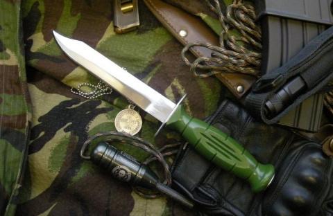 10 русских ножей, которыми г…