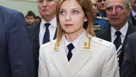 Черное пятно на белом мундире: как Поклонская против русских воевала...